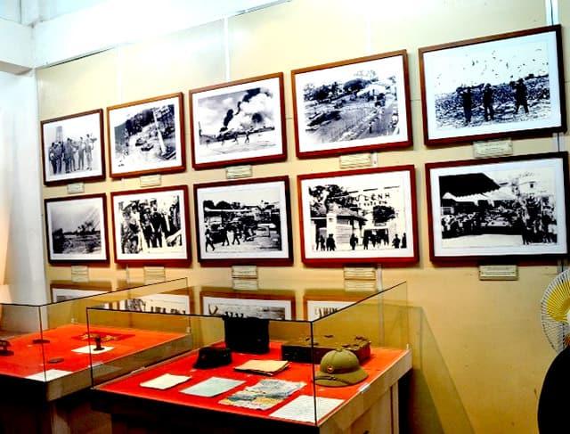 Địa điểm vui chơi ở Huế - Bảo tàng Hồ Chí Minh 01
