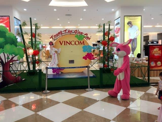 Địa điểm trung thu Đà Nẵng - trung tâm thương mại