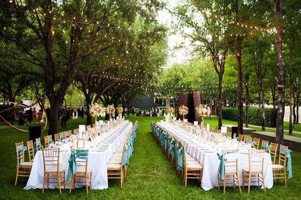Nơi lý tưởng để tổ chức tiệc cưới