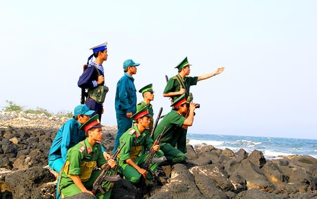 Cồn Cỏ vị trí tiền tiêu ở vùng biển phía Nam Tổ quốc