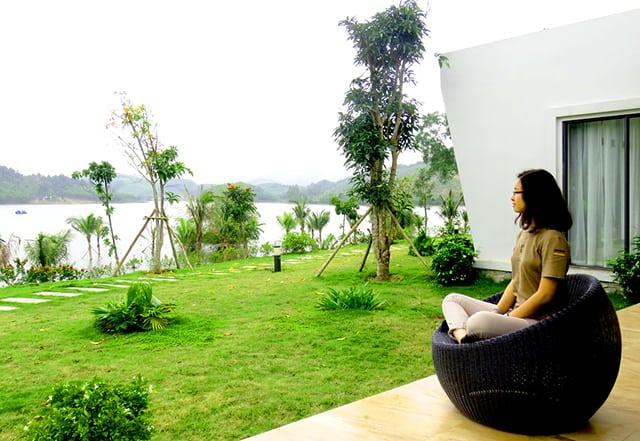 Khách sạn tiêu chuẩn 5 sao - Khu du lịch sinh thái Diễn Lâm 01