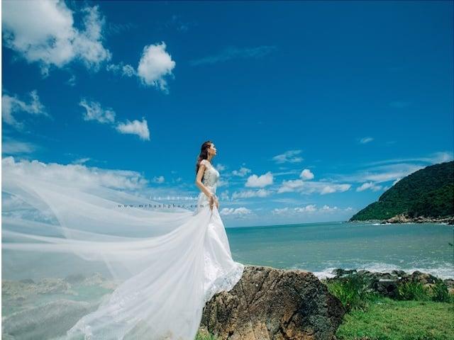 Vịnh Lăng Cô - địa điểm chụp ảnh cưới ở Huế 02