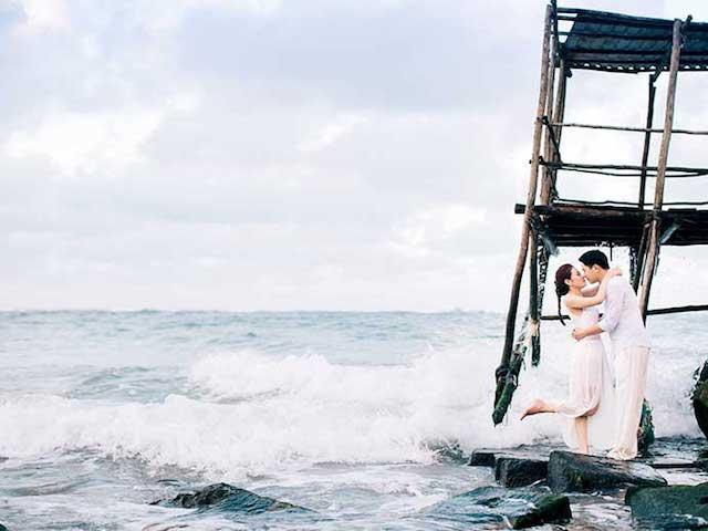 Vịnh Lăng Cô - địa điểm chụp ảnh cưới ở Huế