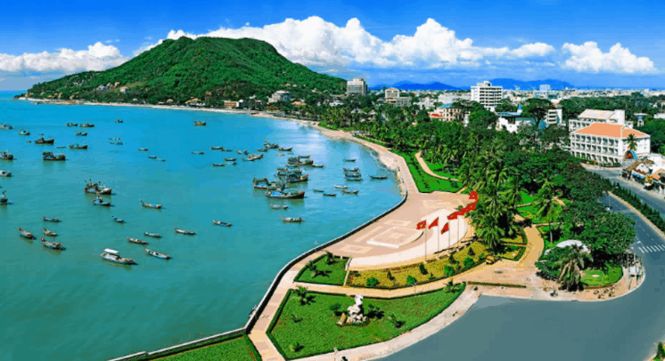 Thành phố Vũng Tàu (Ảnh ST)