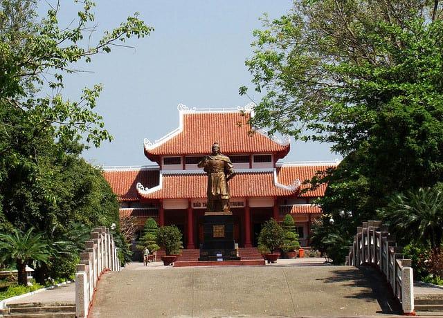 Bảo tàng Quang Trung Bình Định (Ảnh: ST)