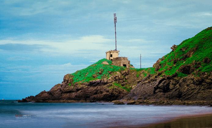 Địa điểm cắm trại qua đêm ở Vũng Tàu (ảnh sưu tầm)