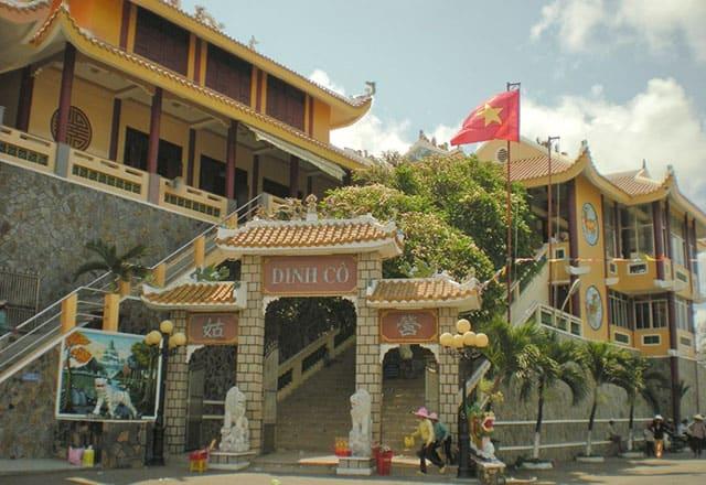 Đền thờ Long Hải Thần Nữ