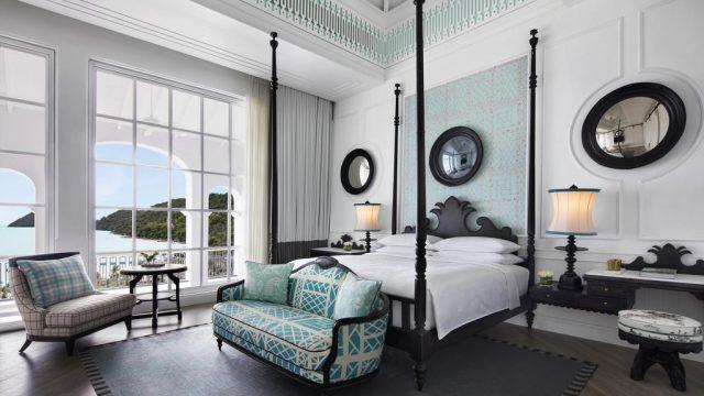 Nội thất JW Marriott Phu Quoc Emerald Bay Resort & Spa
