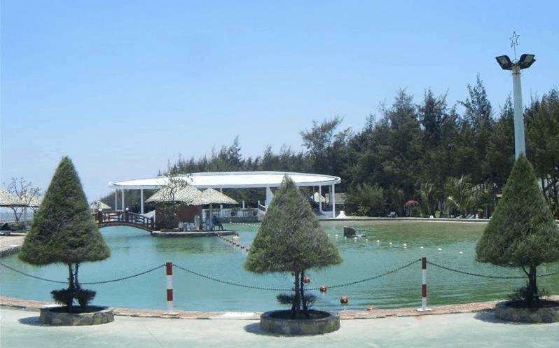 Khách sạn Phương Nam Cần Giờ (ảnh sưu tầm)