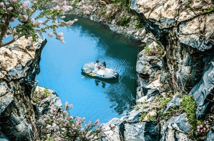 Thung lũng Ma Thiên Lãnh - địa điểm phượt 1 ngày quanh Sài Gòn hấp dẫn (ảnh sưu tầm)