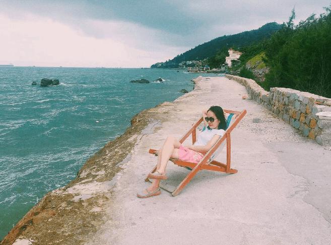 Tận hưởng kỳ nghỉ tại Hòn Sơn