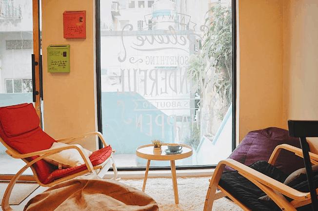 những quán cà phê độc đáo ở sài gòn