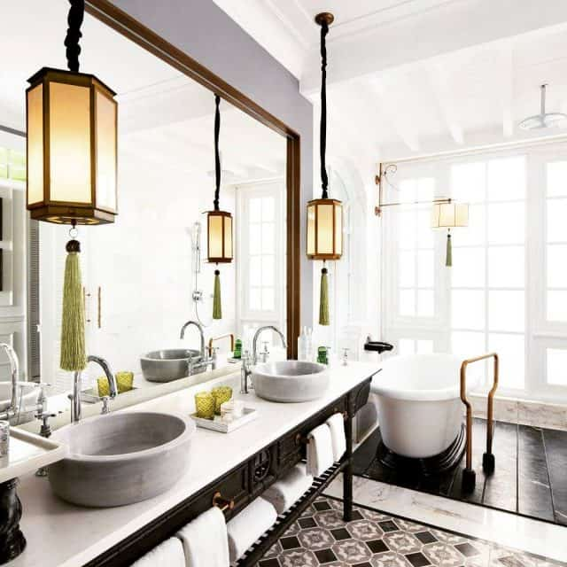 Phòng tắm JW Marriott Phu Quoc Emerald Bay Resort & Spa