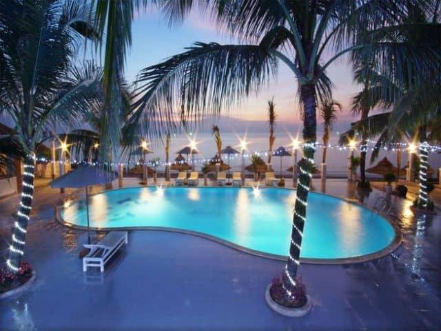 Bồ bơi Eden Resort Phu Quoc