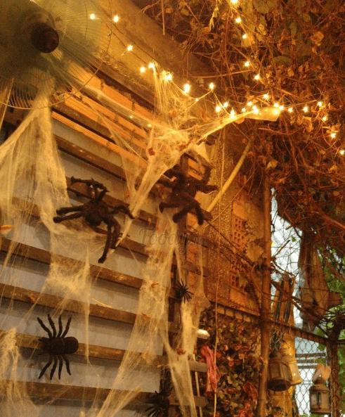 Lại một quán décor Halloween ở Sài Gòn không nên bỏ qua (ảnh sưu tầm)