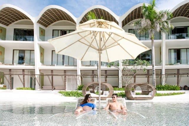 Ảnh Hồ bơi The Shells Resort & Spa