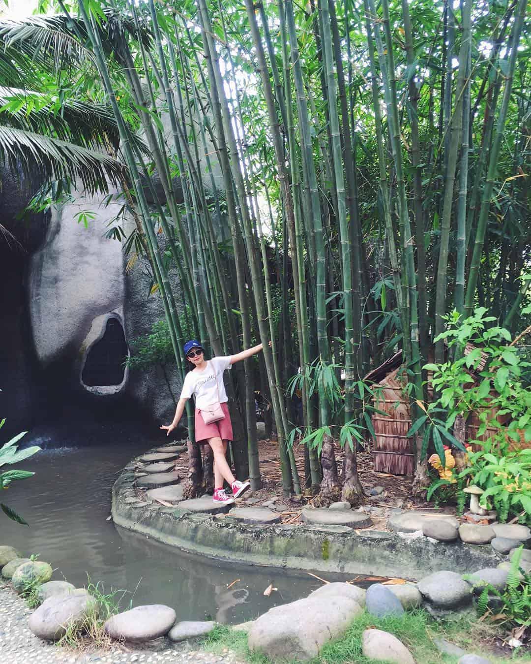Khung cảnh đậm chất miệt vườn của làng du lịch Mỹ Khánh ở Cần Thơ