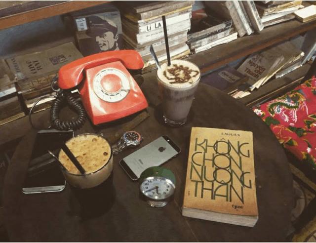 1976 Cafe - quán cafe đẹp ở Huế 01