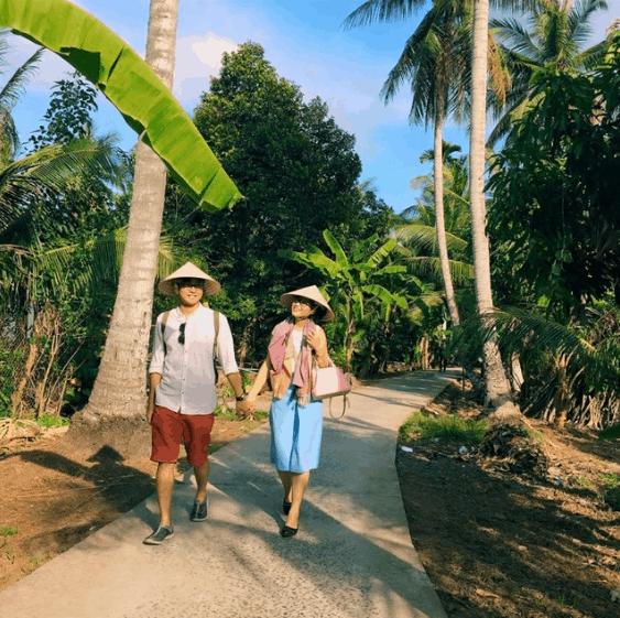 Địa điểm đi phượt gần Sài Gòn (ảnh sưu tầm)