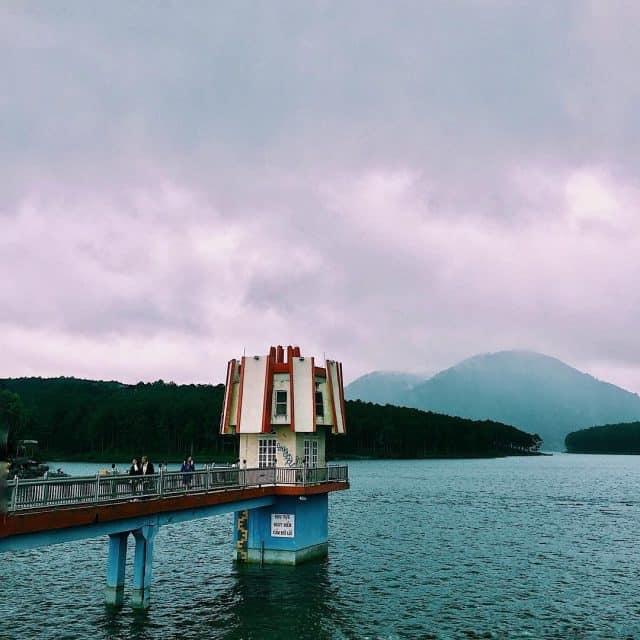 Hồ Tuyền Lâm - địa điểm du lịch Đà Lạt 01