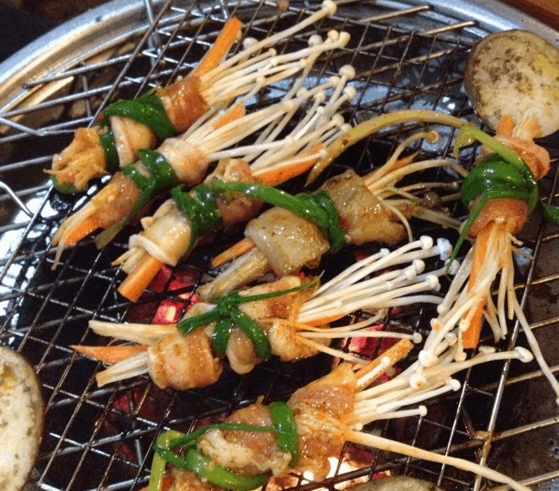 Quán ăn đồ nướng ngon ở Đà Nẵng