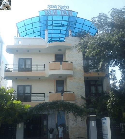 Khách sạn nhà nghỉ ở Cần Giờ (ảnh sưu tầm)