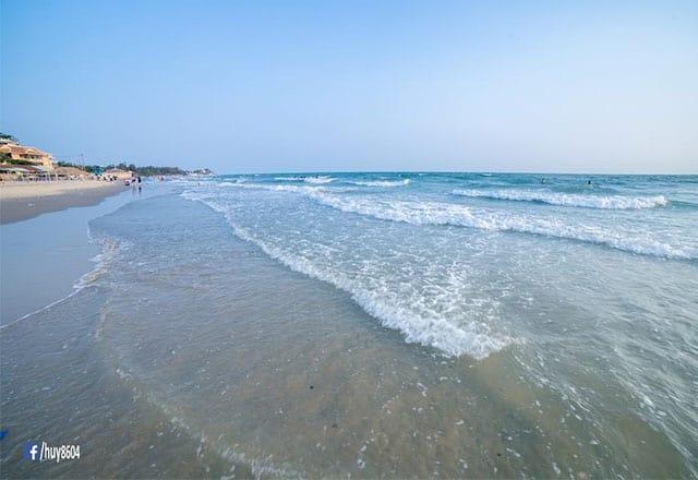Dinh Cô - Vùng biển bình yên, hoang sơ