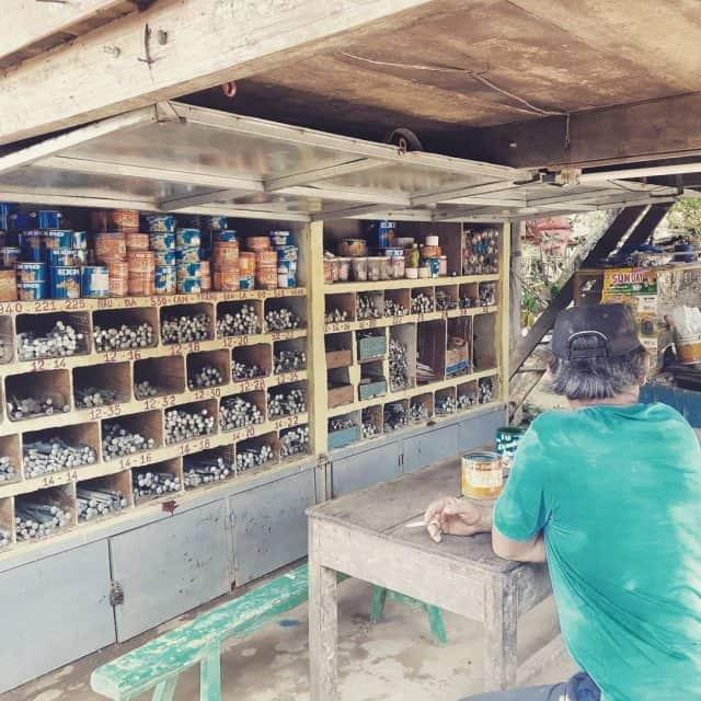 Xưởng mộc Kim Bồng (Ảnh sưu tầm)