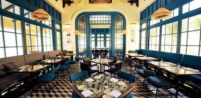 kiến trúc JW Marriott Phu Quoc Emerald Bay Resort & Spa