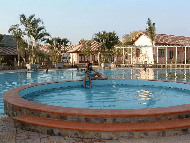 khách sạn gần biển cần giờ