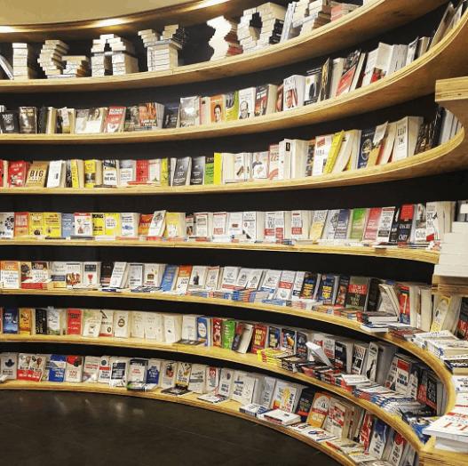 những quán cafe sách ở sài gòn