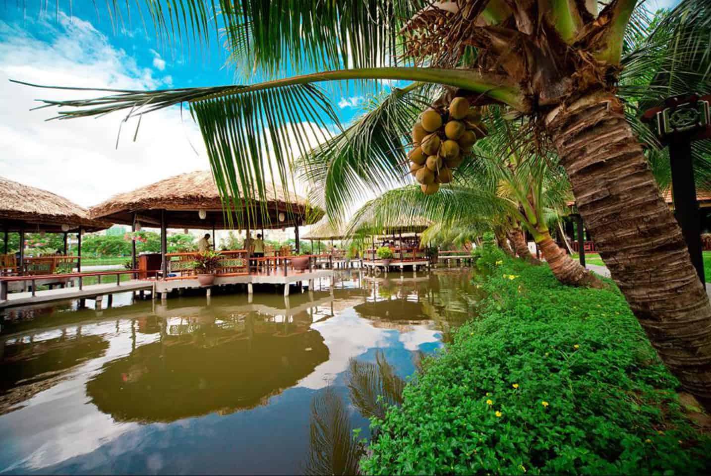 Thảo nguyên xanh giữa lòng Sài Gòn