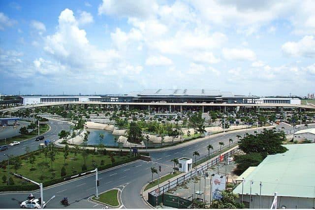 Sân bay Tân Sơn Nhất: Sơ đồ đường đi, cách di chuyển
