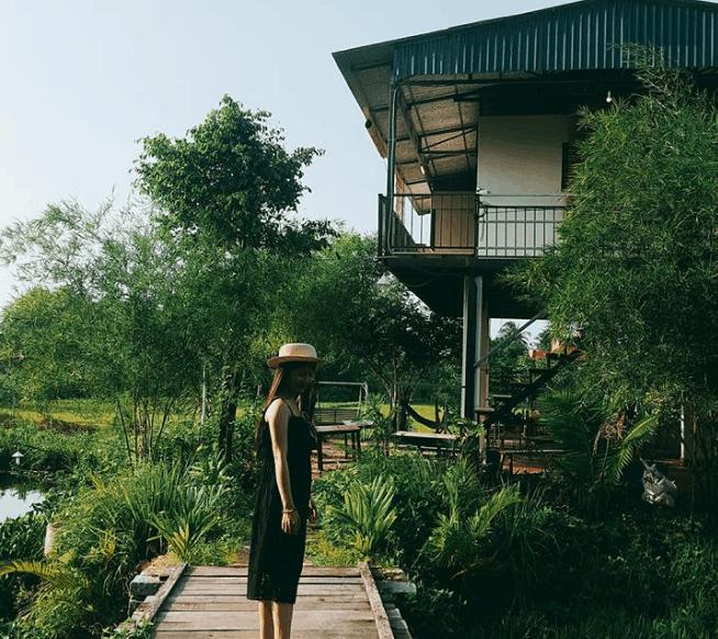 lagi farmstay resort