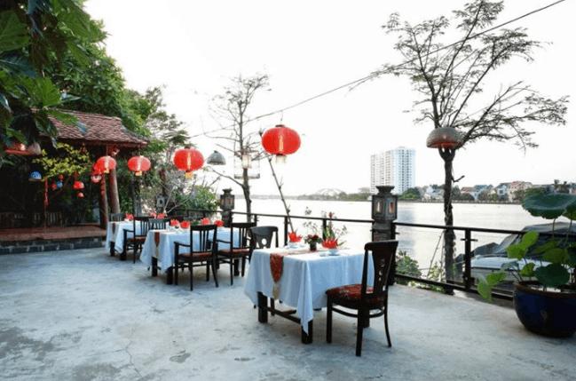 An restaurant là địa điểm hấp dẫn trong ngày 20-10