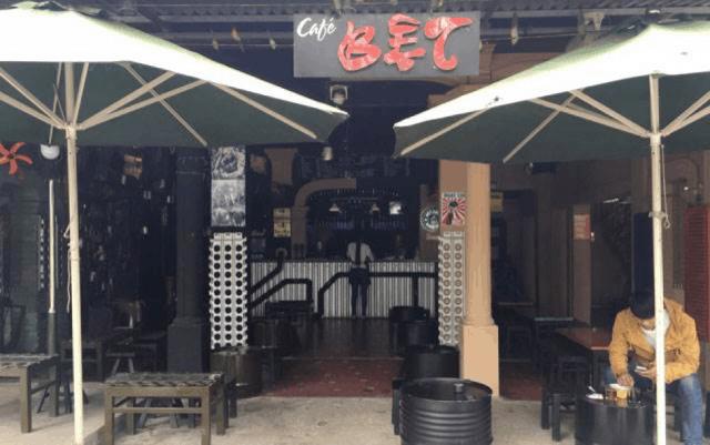 Cafe Hồ Tịnh Tâm - quán cafe đẹp ở Huế