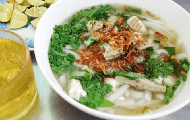 Bánh canh cá lóc ở Sài Gòn (Ảnh ST)