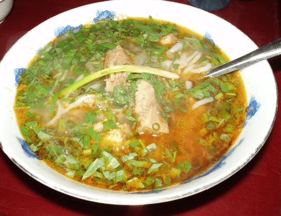 Bánh canh cá lóc Phương Thảo (Ảnh ST)