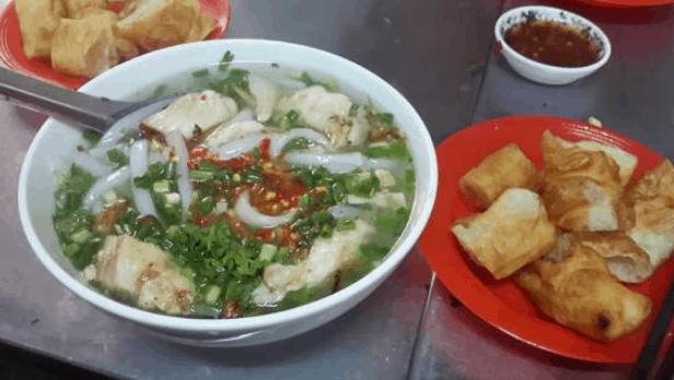 Bánh canh cá lóc - Xô Viết Nghệ Tĩnh (Ảnh ST)
