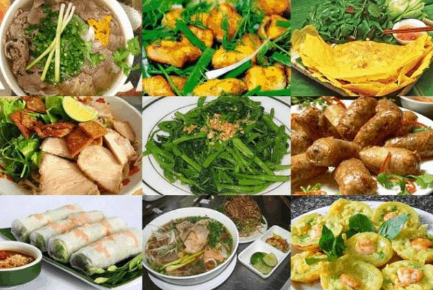 Món ngon Sài Gòn giá rẻ (Ảnh ST)