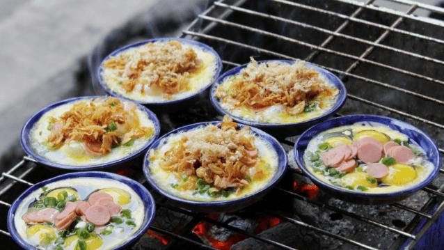 Chén trứng nướng (Ảnh ST)