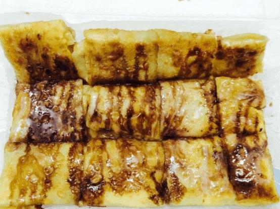 Món bánh chuối (Ảnh ST)