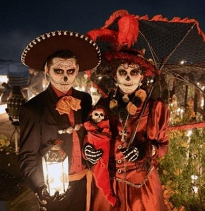 Lễ hội hóa trang Halloween()Ảnh ST)