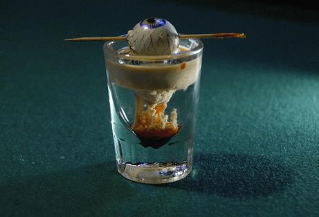 Cocktail xuất huyết não (Ảnh ST)