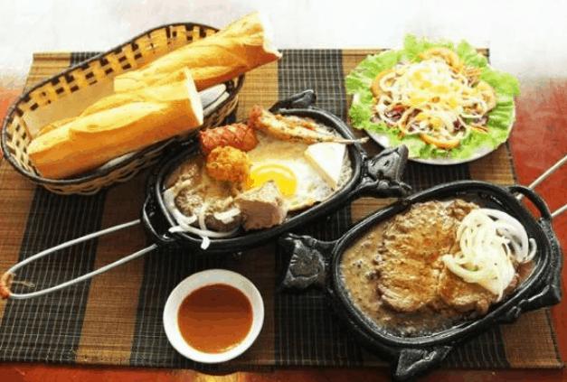 Quán ăn ngon Sài Gòn (Ảnh ST)