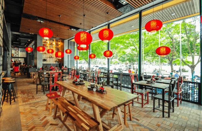 Nhà hàng San Fu Lou (Ảnh ST)