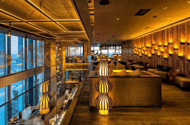 Nhà hàng Sorae Sushi (Ảnh ST)