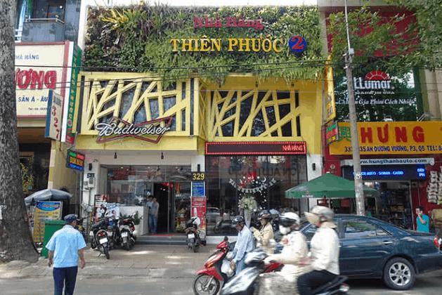 Nhà hàng Thiên Phước (Ảnh ST)