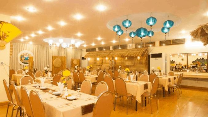 Nhà hàng Buffer Rồng Vàng (Ảnh ST)