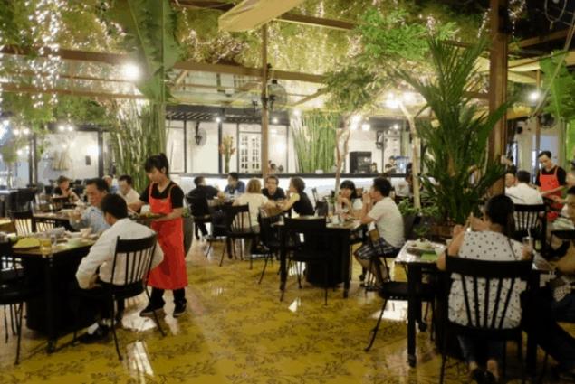 Nhà hàng Barbecue Garden (BBQ Garden) (Ảnh ST)
